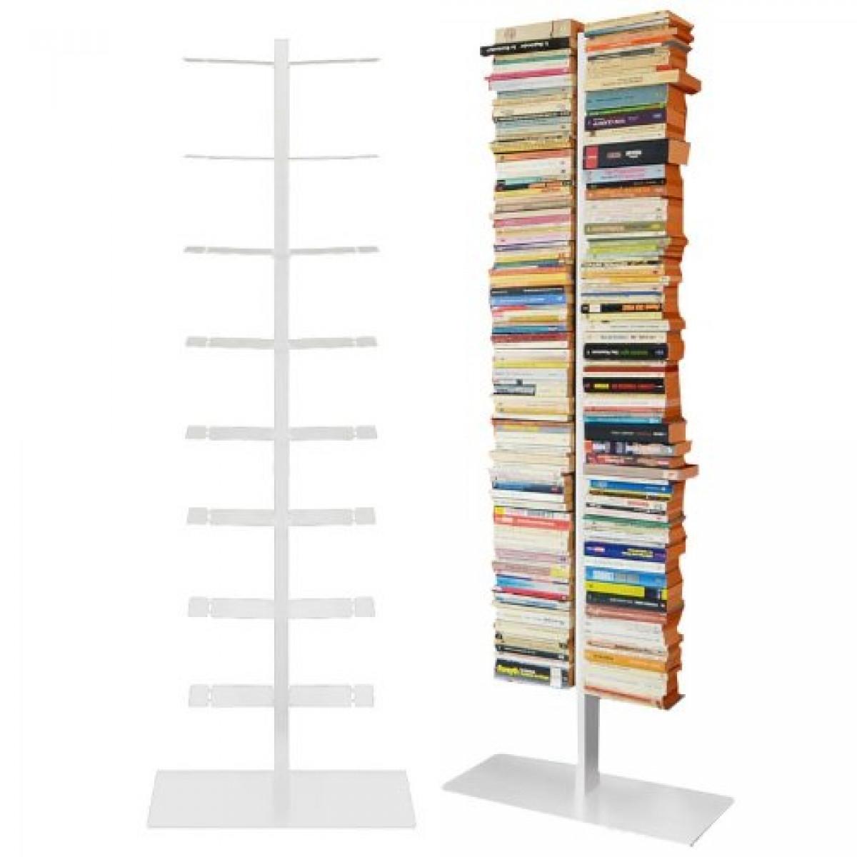 Radius designové stojanové knihovny Booksbaum 1 Stand Large