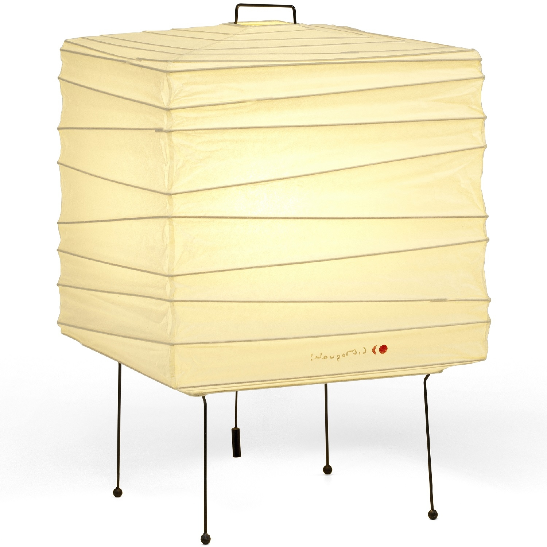Vitra designové stolní lampy Akari 3X