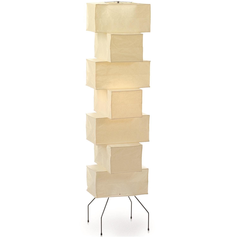Vitra designové stojací lampy Akari UF4-L10