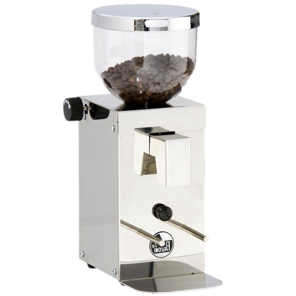 La Pavoni designové mlýnky na kávu Kube Mill KBM23