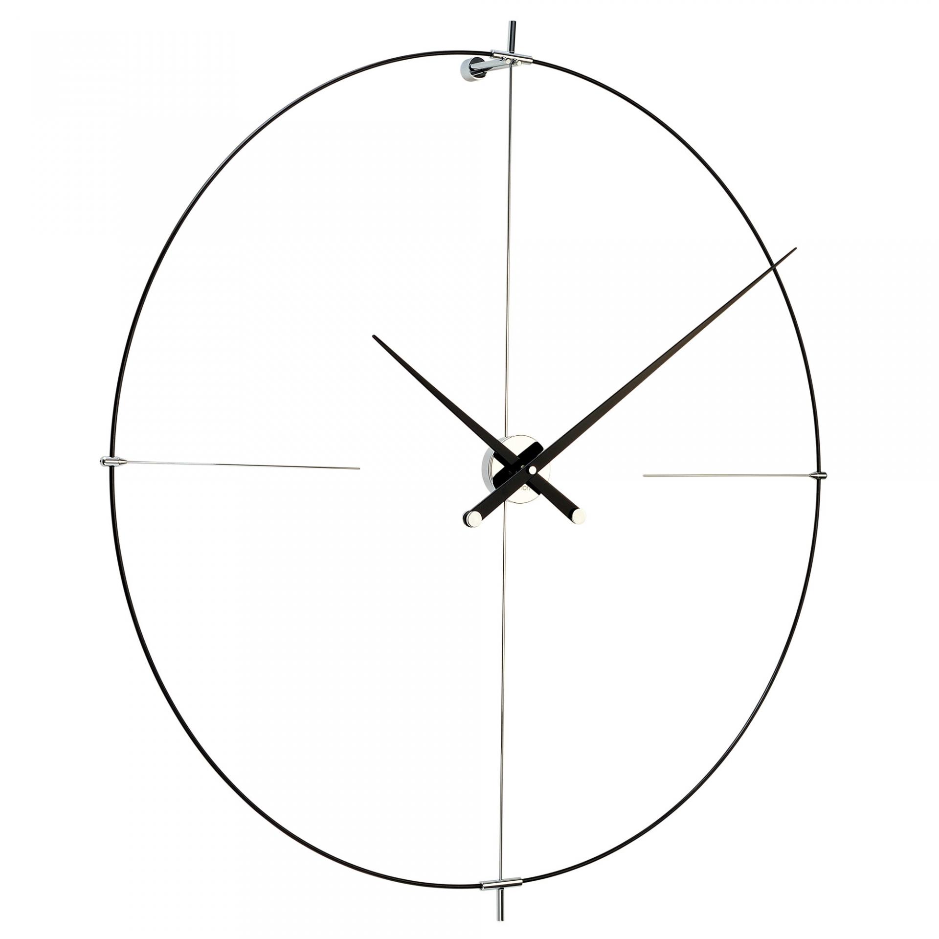 Nomon designové nástěnné hodiny Bilbao