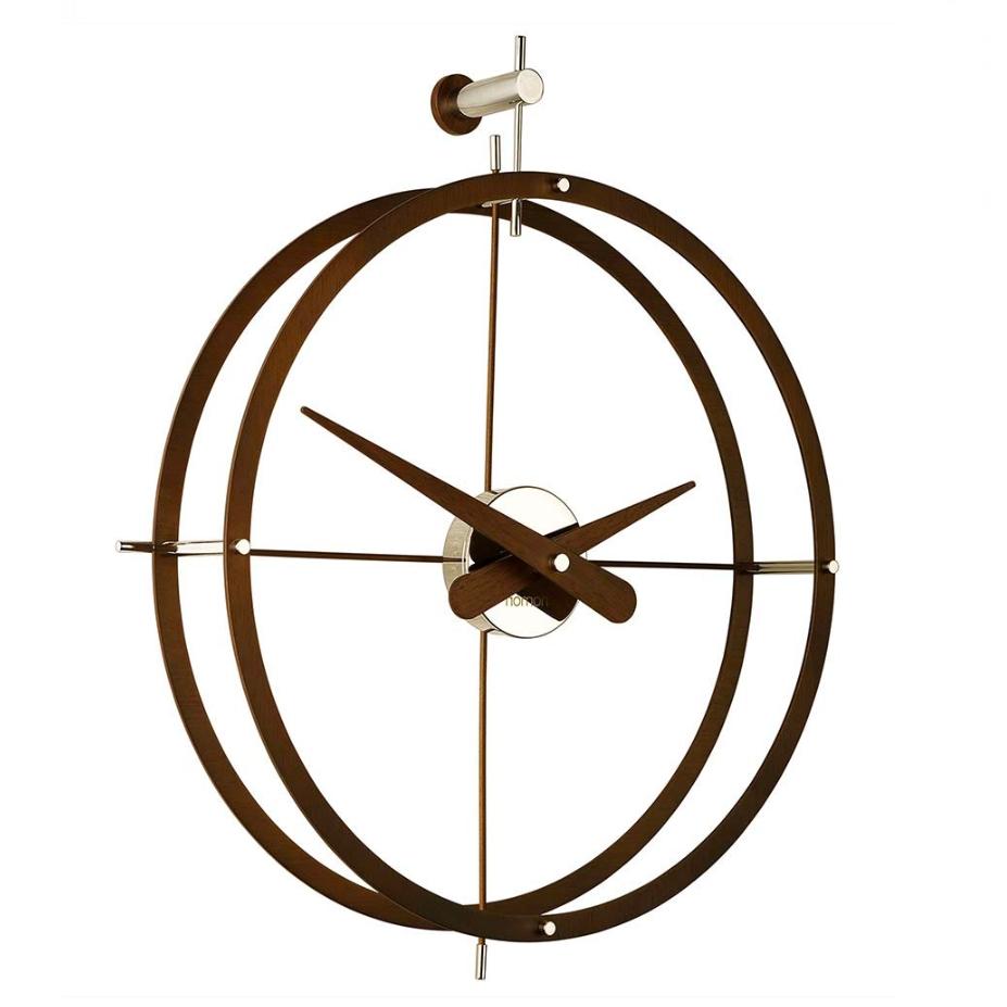 Nomon designové nástěnné hodiny 2 Puntos
