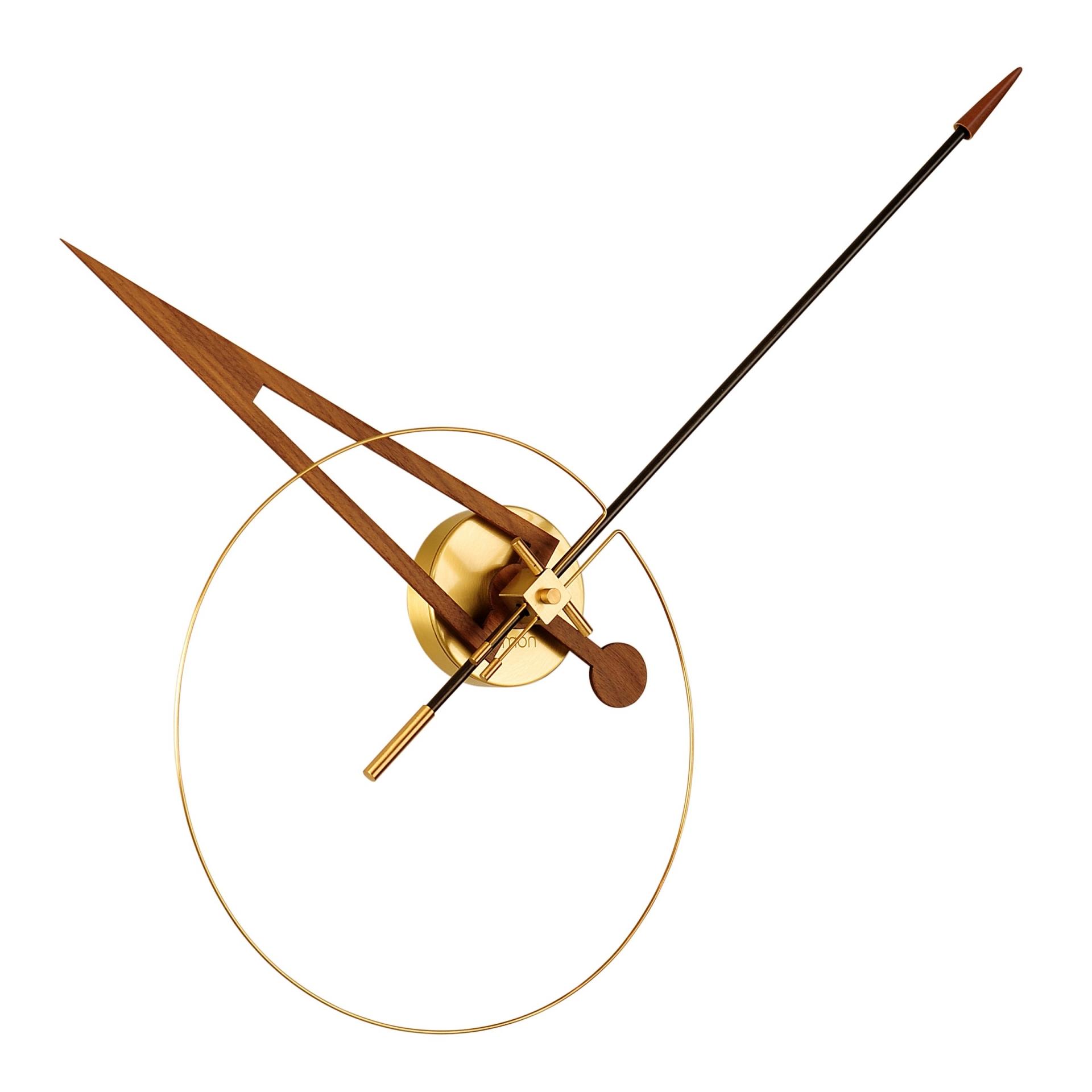 Nomon designové nástěnné hodiny Cris