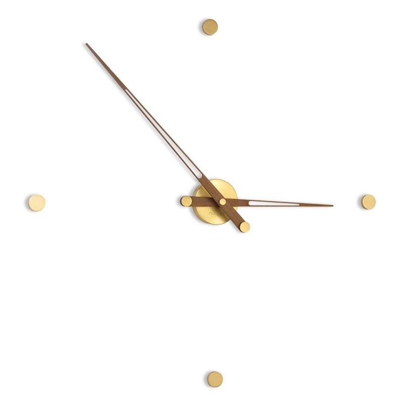 Nomon designové nástěnné hodiny Rodon G 4