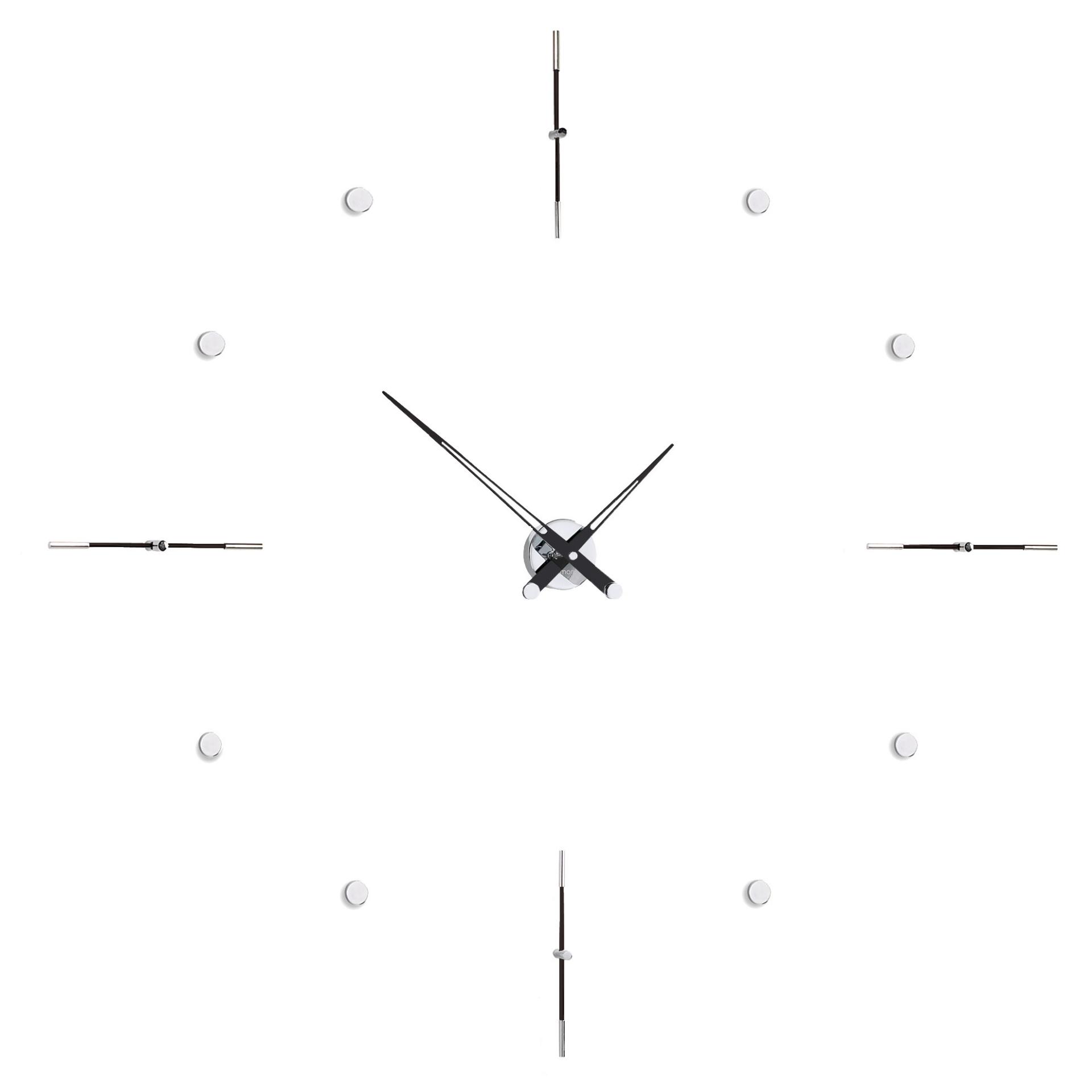 Nomon designové nástěnné hodiny Mixto
