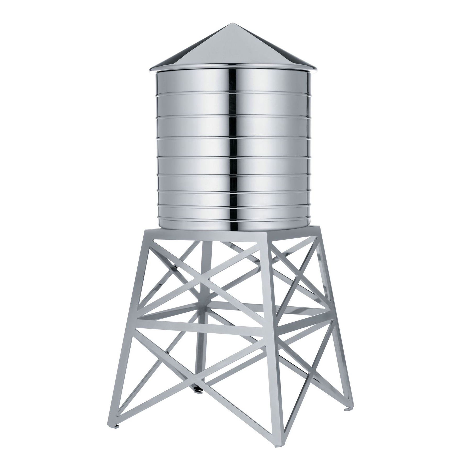 Alessi designové dózy Water Tower