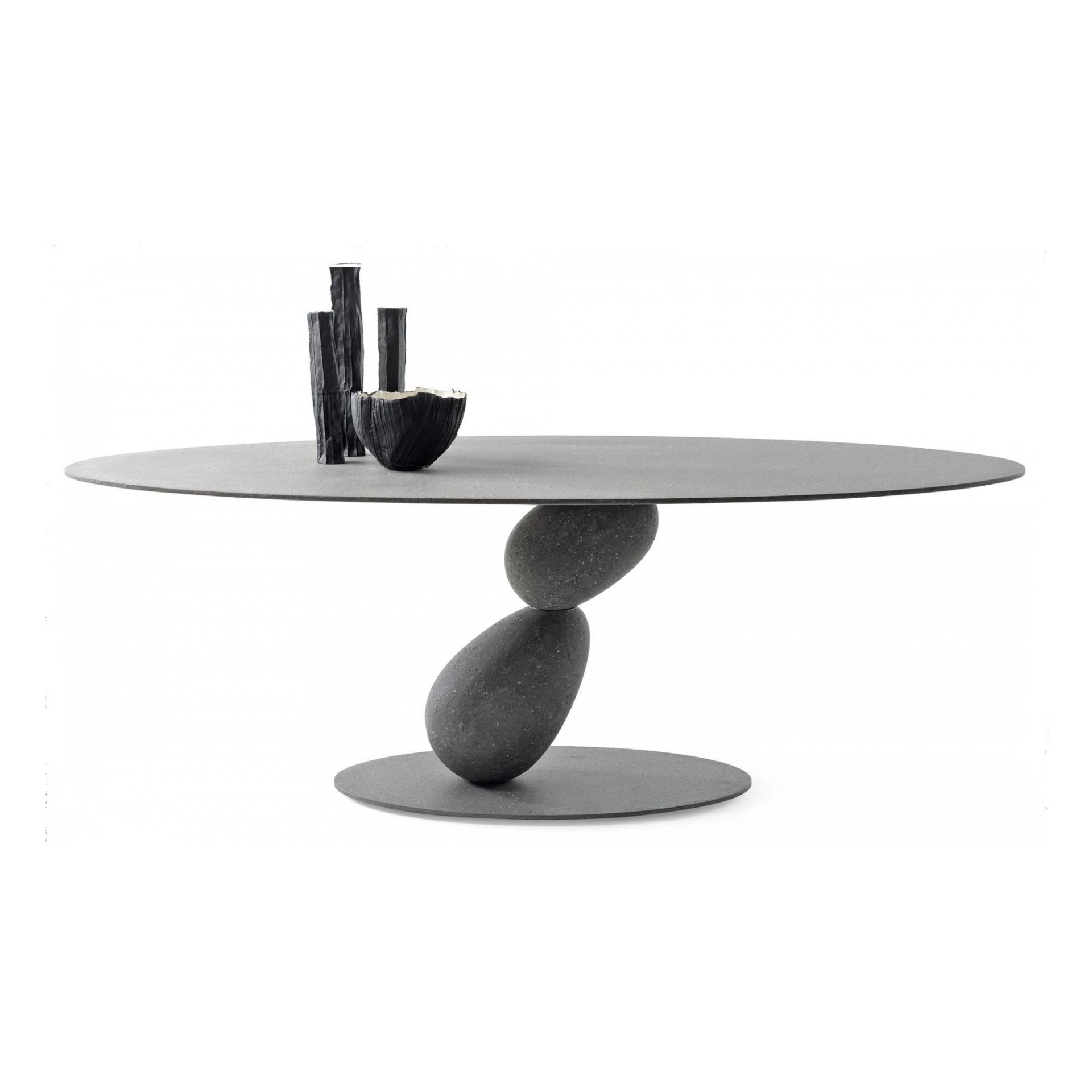Mogg designové jídelní stoly Matera Ovale (180 x 110 cm)