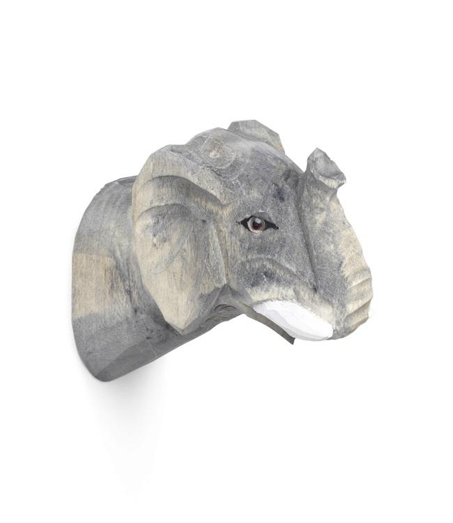 Ferm Living designové nástěnné věšáky Animal Elephant