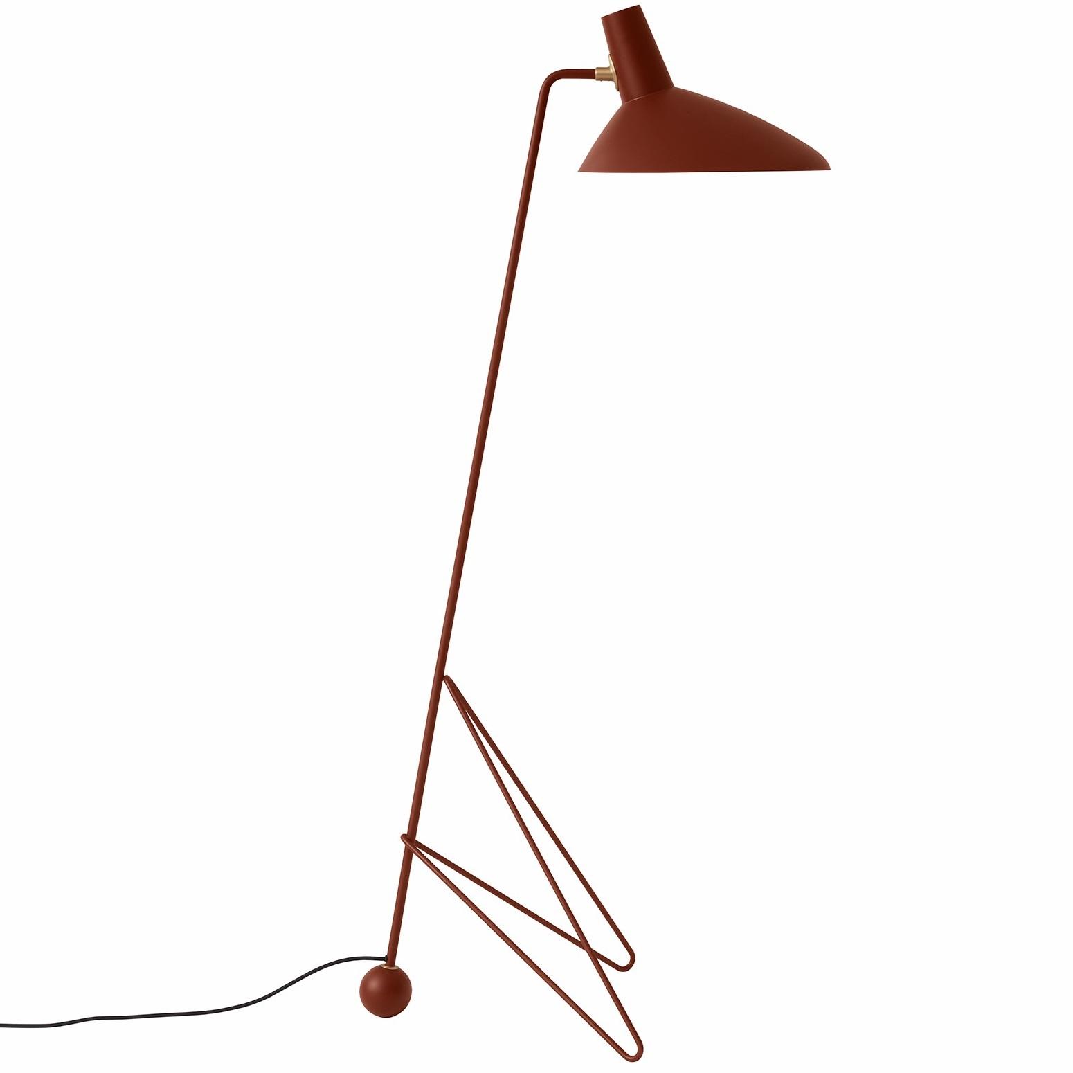 AndTradition designové stojací lampy Tripod HM8