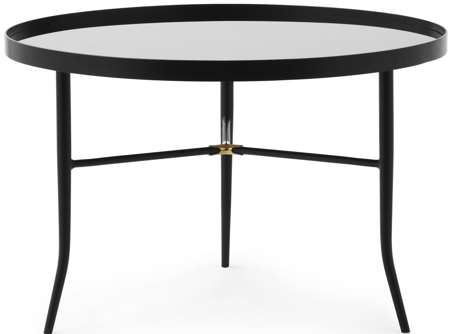 Normann Copenhagen designové konferenční stoly Lug Coffee Table