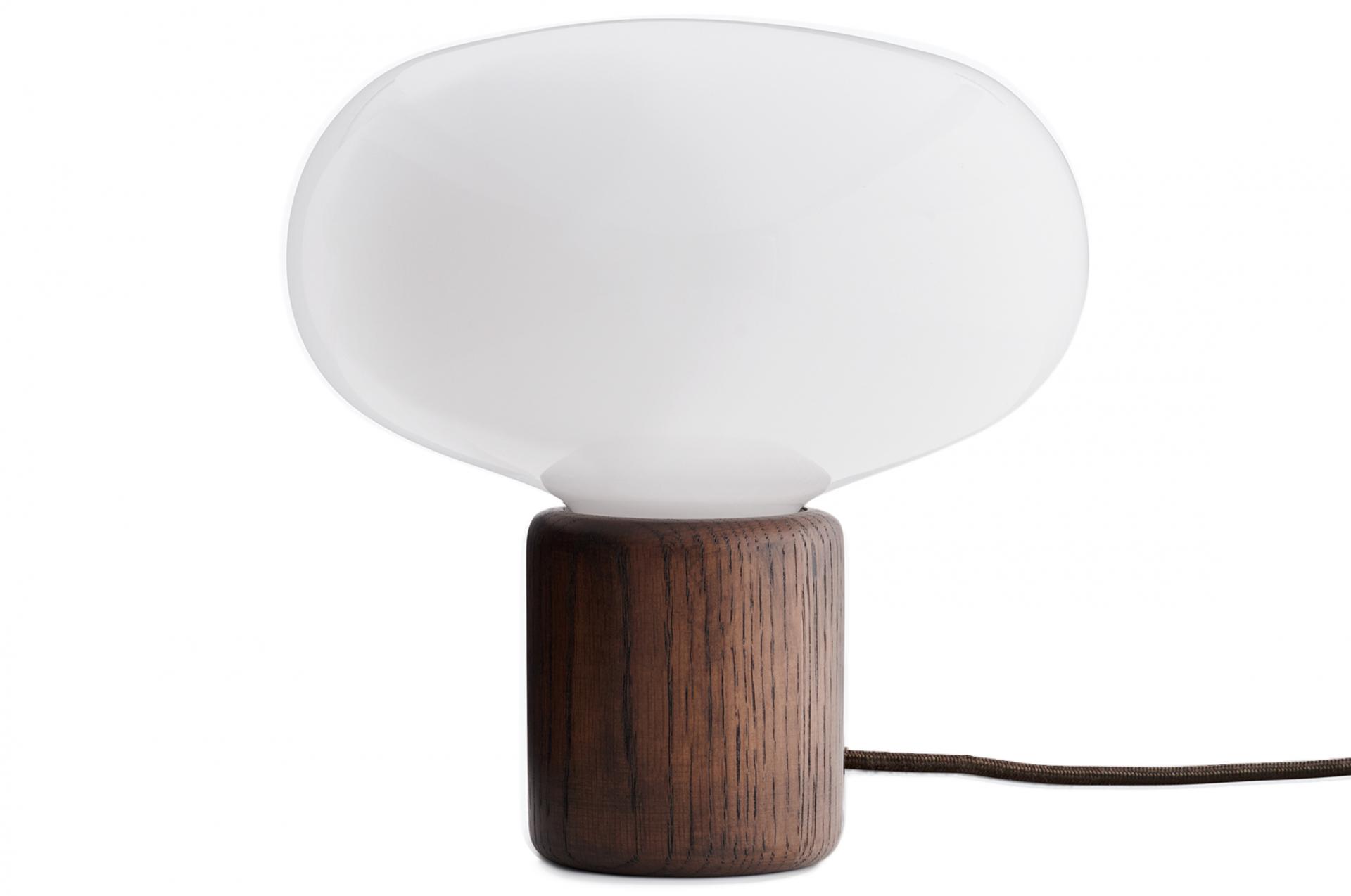 New Works designové stolní lampy Karl-Johan Table Lamp
