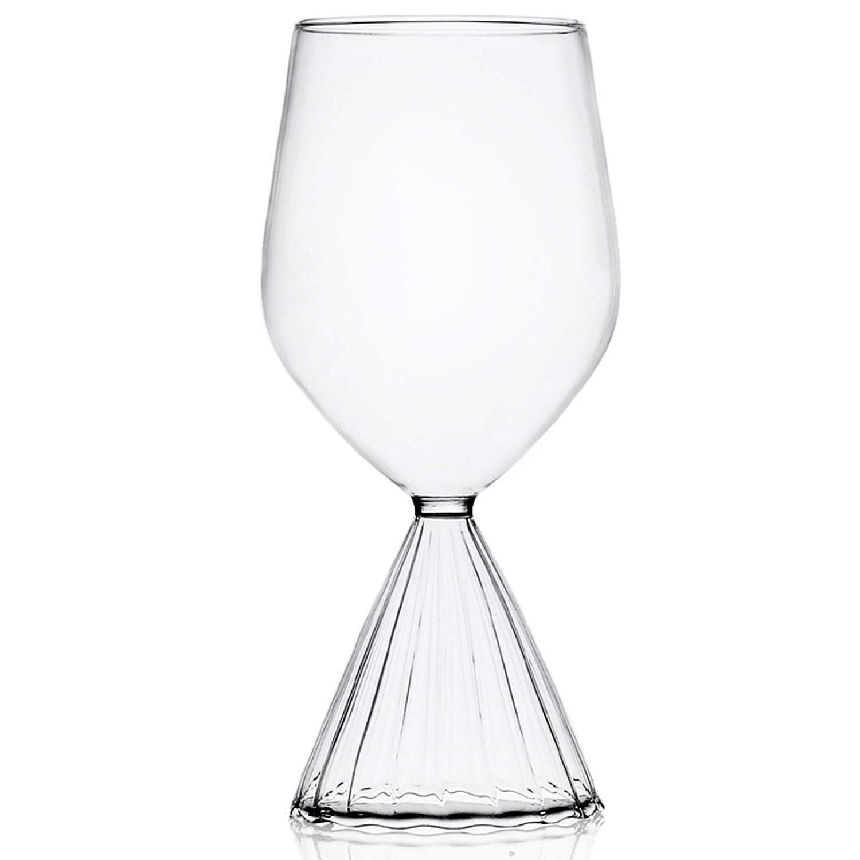 Ichendorf Milano designové sklenice na bílé víno Tutu White Wine Glass