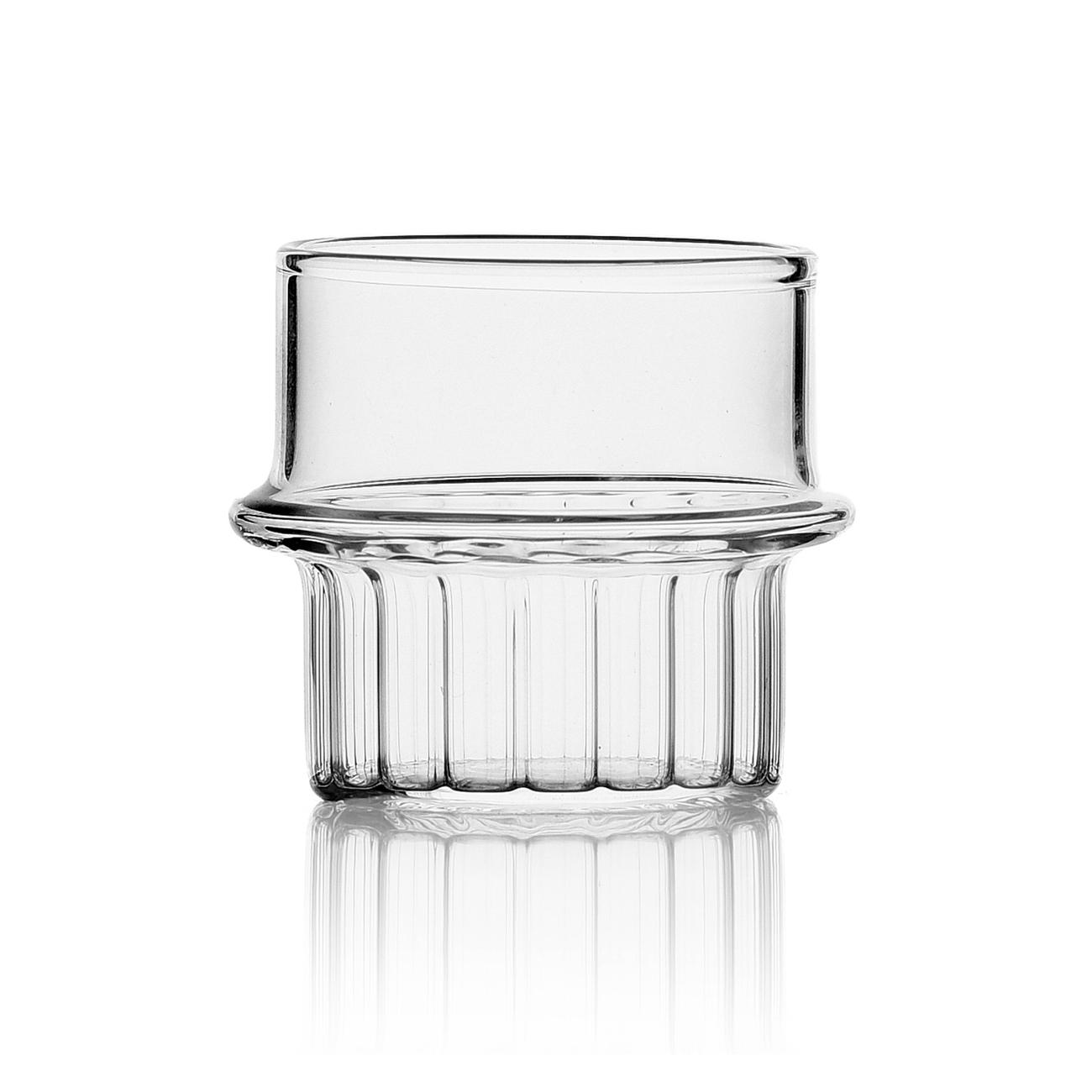 Ichendorf Milano designové sklenice na pálenku Transit Shot Glass