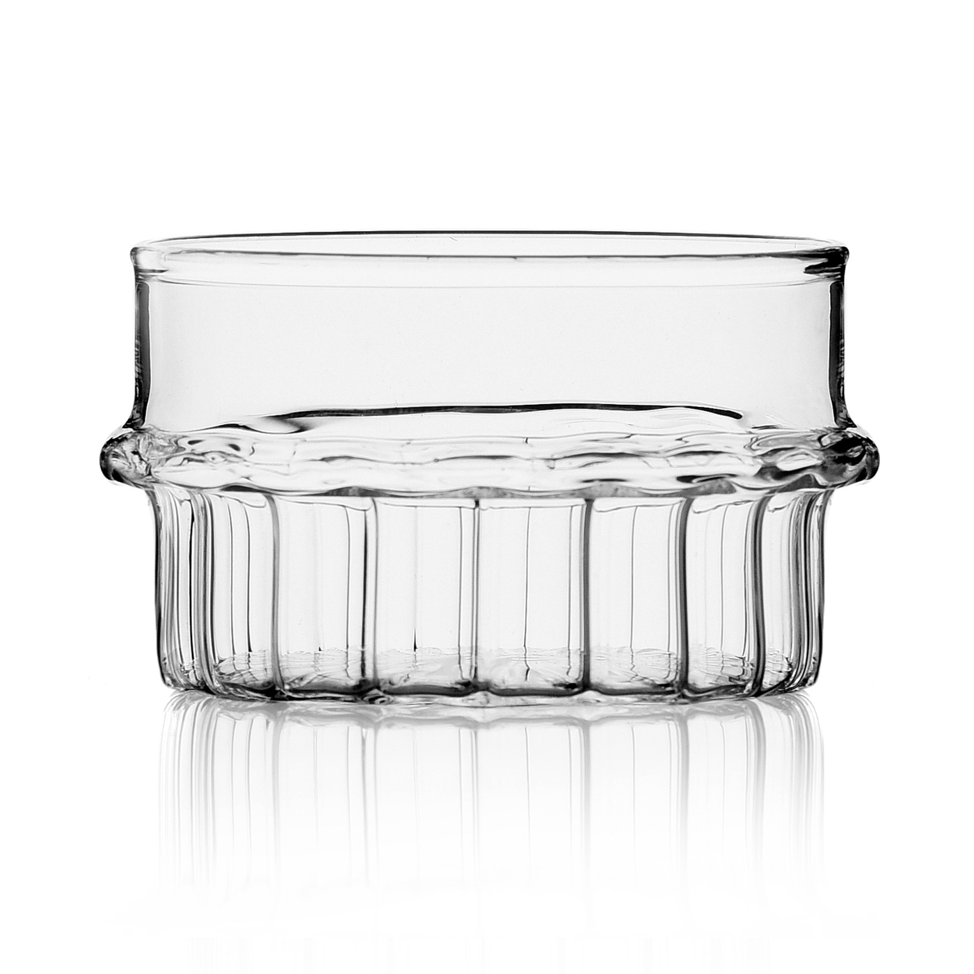 Ichendorf Milano designové sklenice na whisky Transit Tumbler