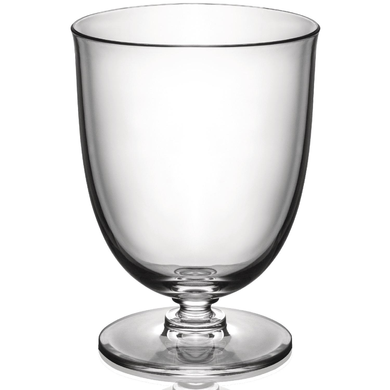 Alessi designové sklenice na vodu Dressed En Plein Air Glass