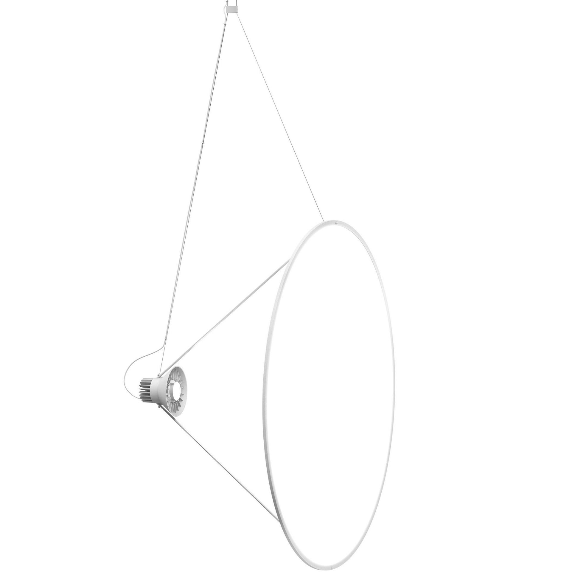 Luceplan designová závěsná svítidla Amisol (průměr 110 cm)