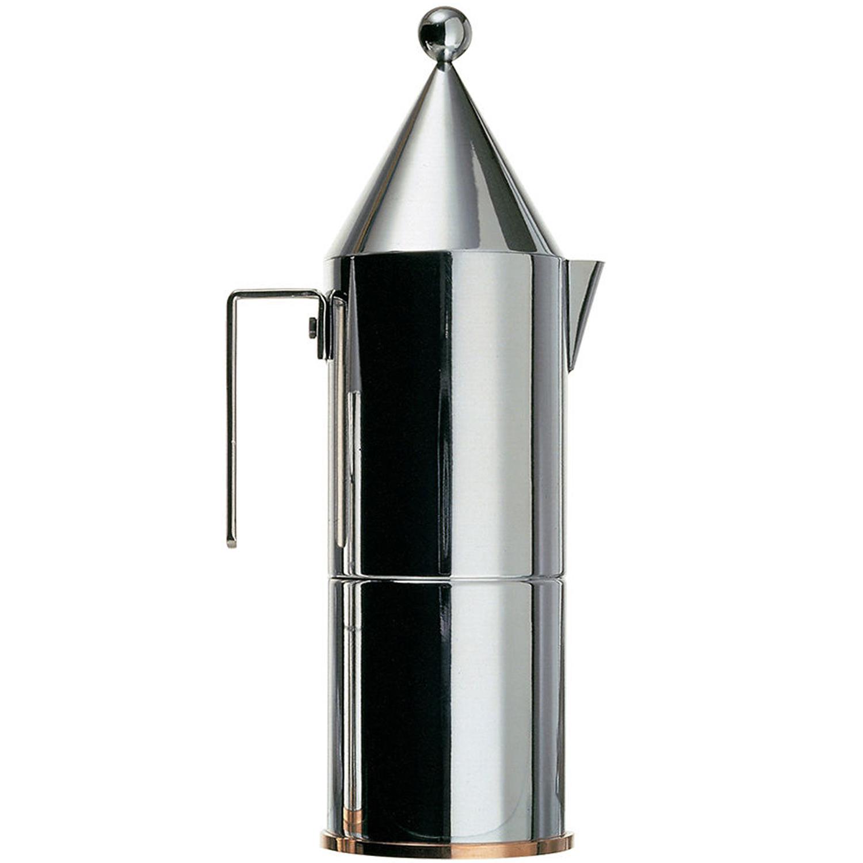 Alessi designové kávovary Espresso La Conica (6 šálků)