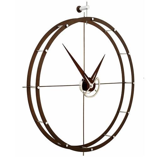 NOMON nástěnné hodiny Doble O N