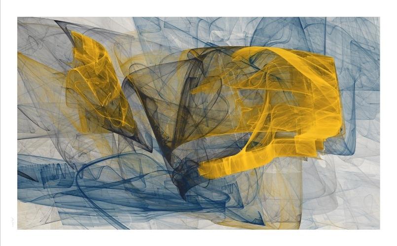 Obraz Rica Belna Raumfaltung 16