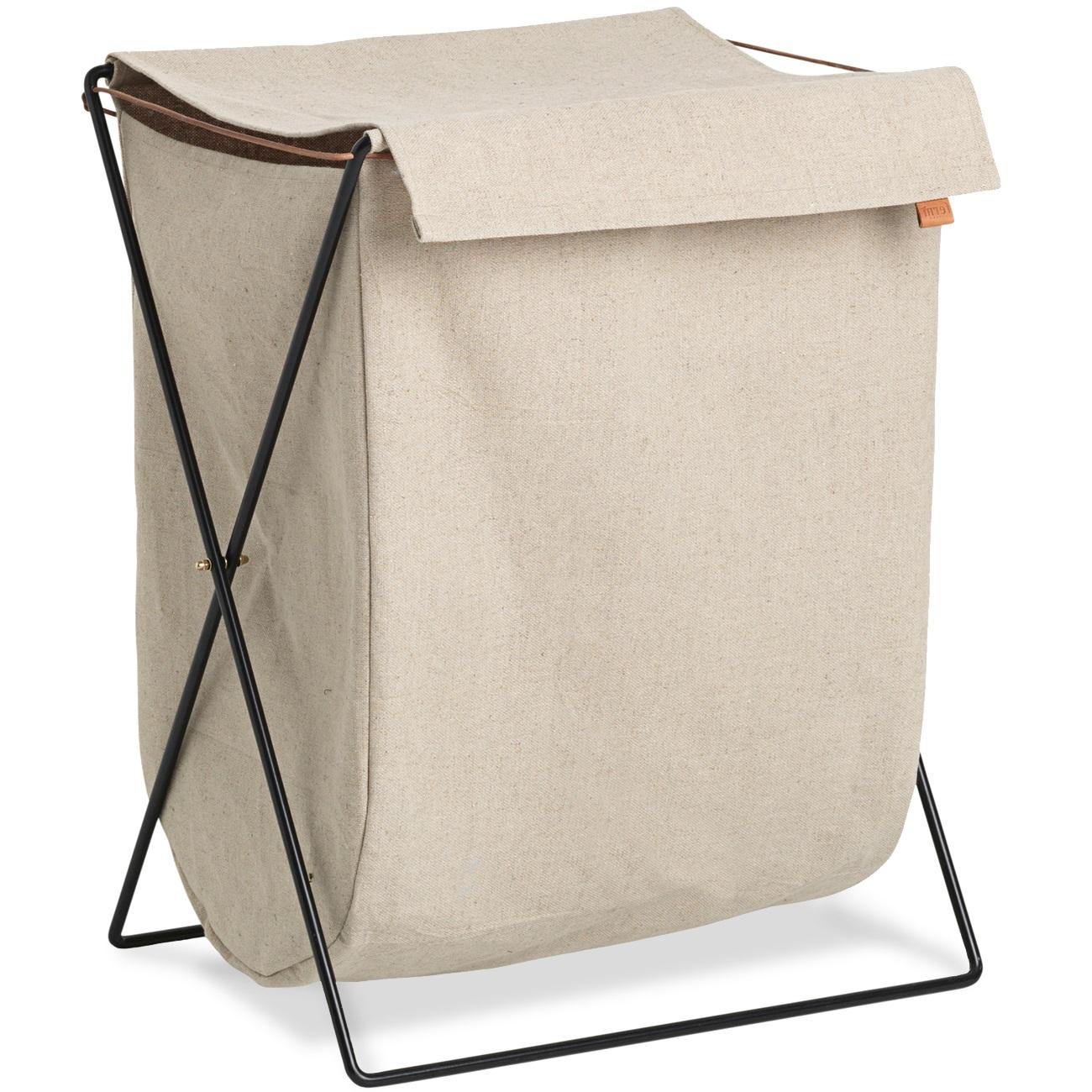 Ferm Living designové koše na prádlo Herman Laundry Stand
