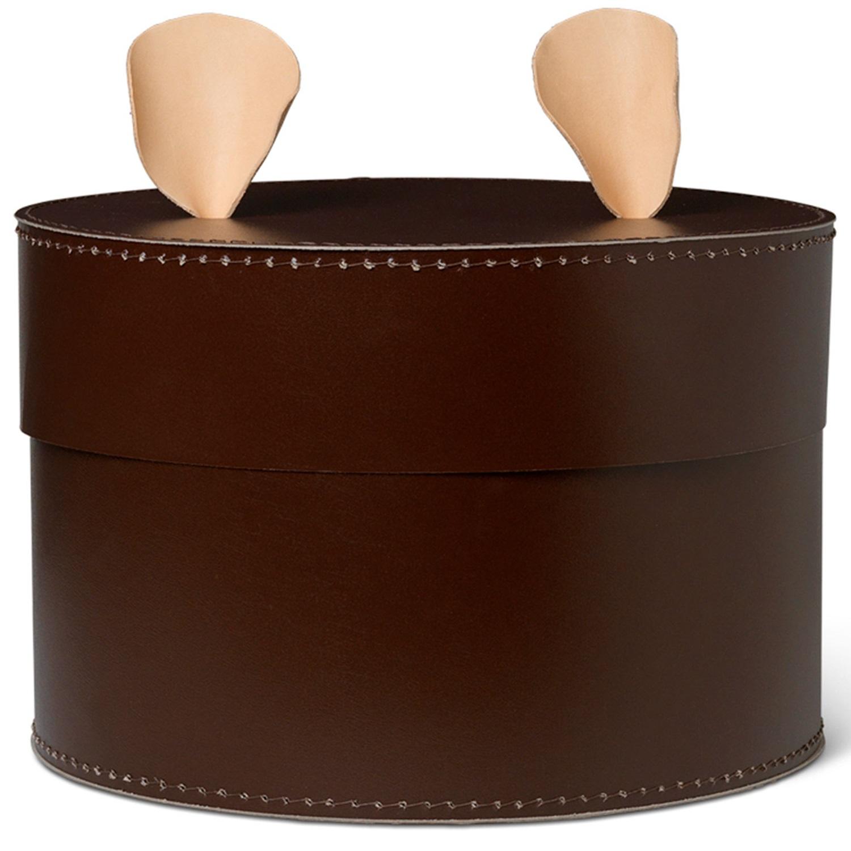 Levně Ferm Living designové dětské úložné boxy Bear Storage Box