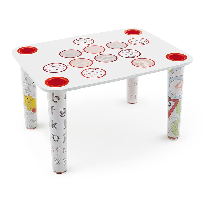 Magis Me Too designové dětské stoly Little Flare