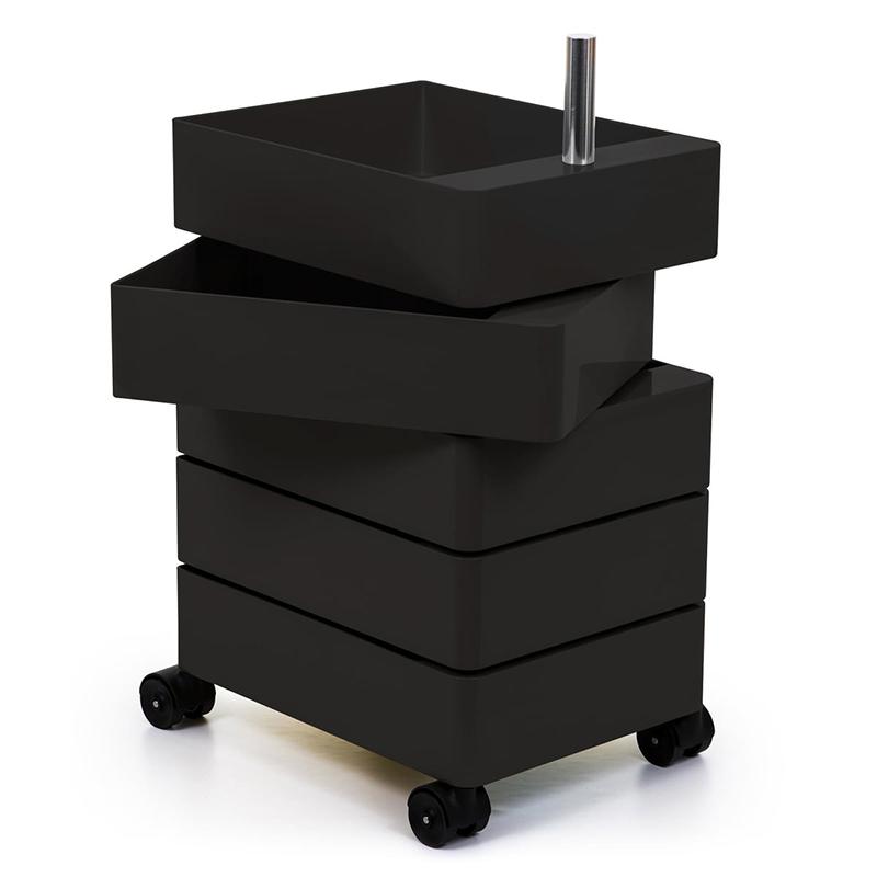 Magis designové kancelářské kontejnery 360° (5 zásuvek)