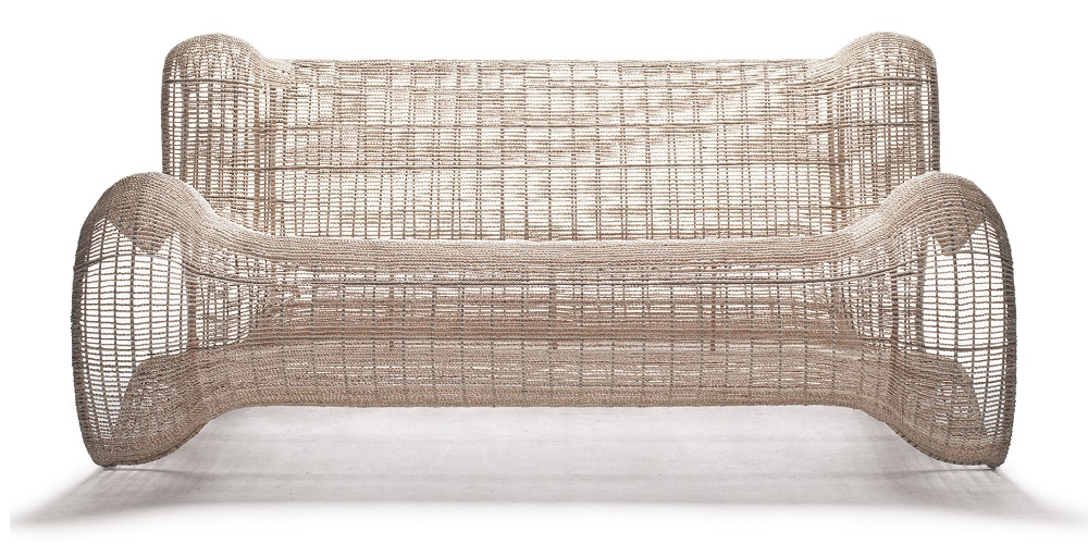 Kenneth Cobonpue sedačky Pigalle Sofa