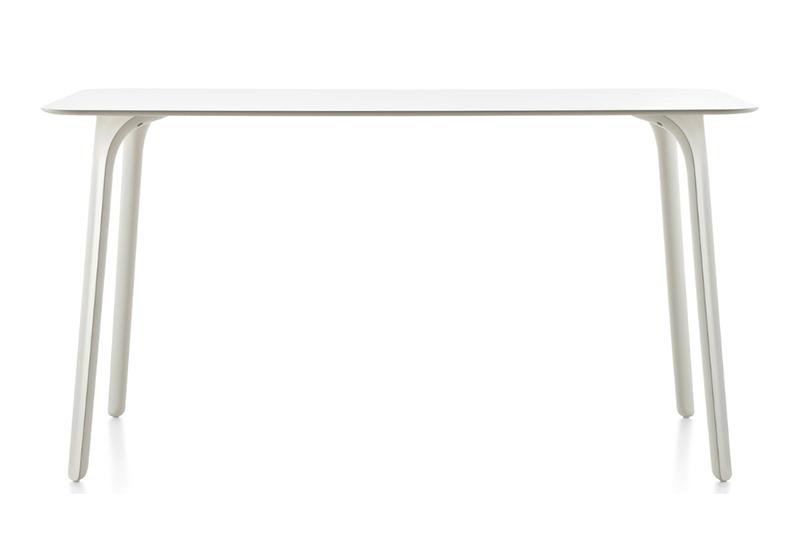 Magis jídelní stoly Table First Rectangular (140 x 75 x 80 cm)
