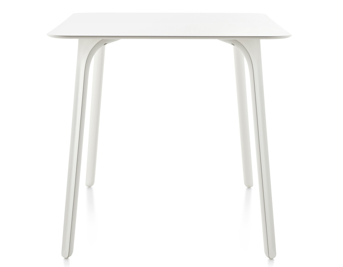 Magis jídelní stoly Table First Square (80 x 75 x 80 cm)