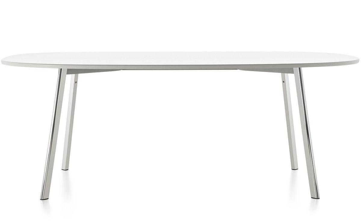 Magis designové jídelní stoly Deja-Vu Table oválné (200 x 74 x 120 cm)