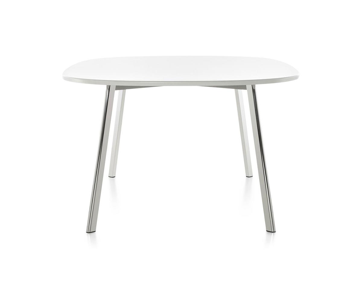 Magis designové jídelní stoly Deja-Vu Table kulaté (průměr 98 cm)