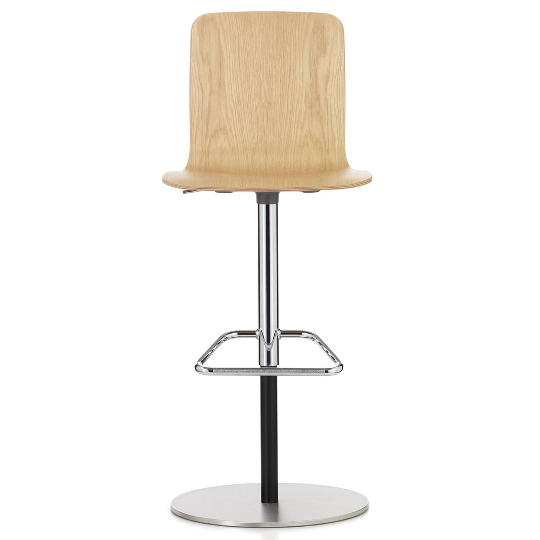 Vitra designové barové židle Hal Ply Barstool
