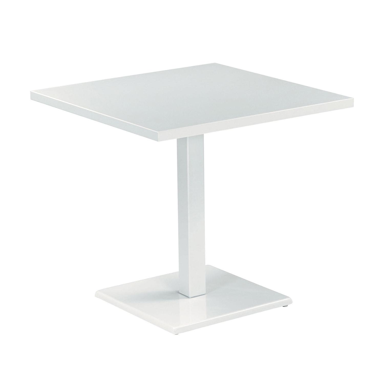 Emu designové zahradní stoly Round Square Table (šířka 60 cm)