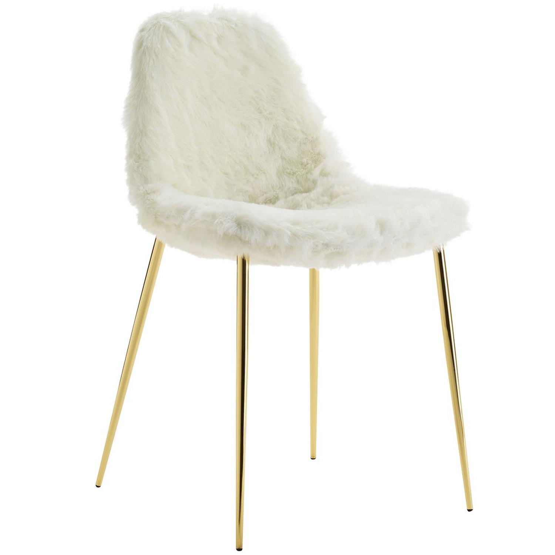 Levně Opinion Ciatti designové židle Mammamia Fur