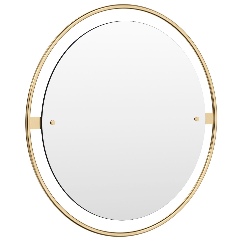 Menu designová zrcadla Nimbus Mirror (průměr 110 cm)