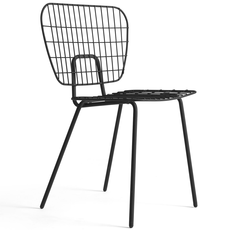 Menu designové židle WM String Dining Chair