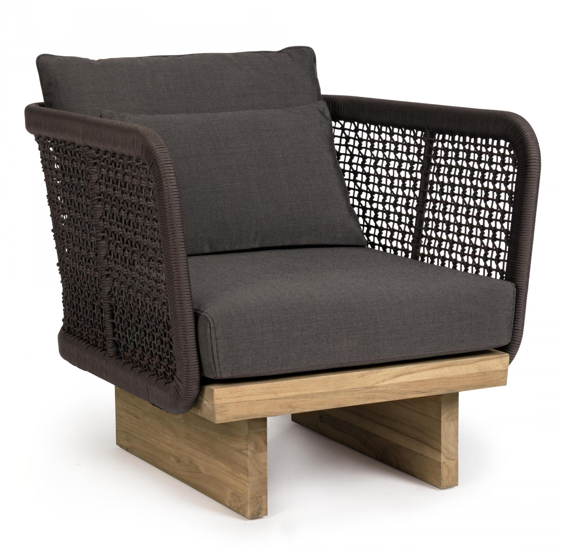 Pop up Home designová křesla Xylia Dark Armchair