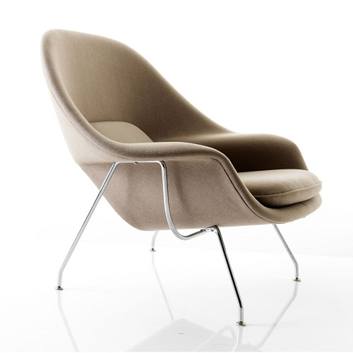 designov k esla womb chair ottoman designov k esla designpropaganda. Black Bedroom Furniture Sets. Home Design Ideas