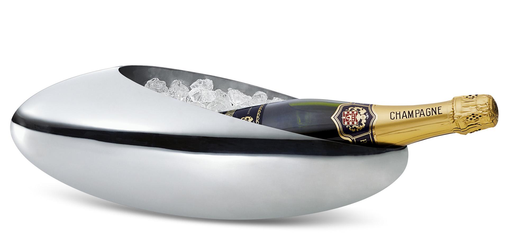 Philippi designové chladiče na víno Cocoon Cooler