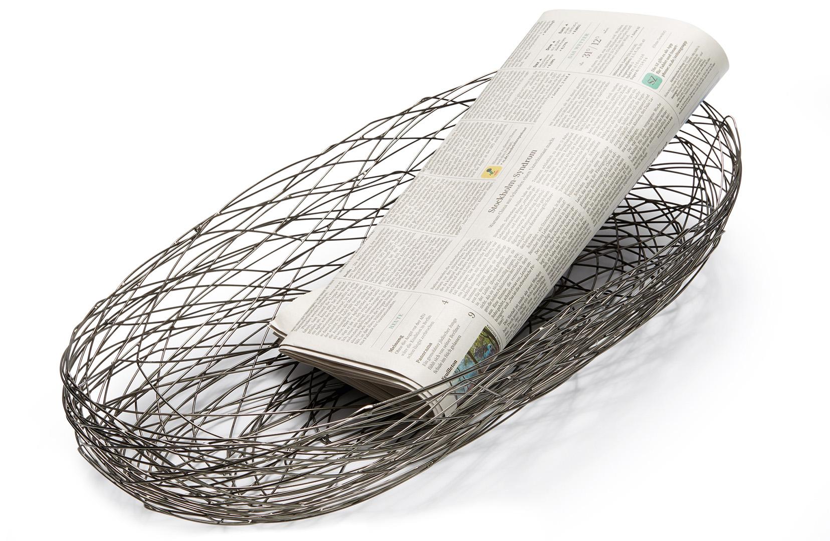 Philippi drátěné koše Nest (set 2 kusů)