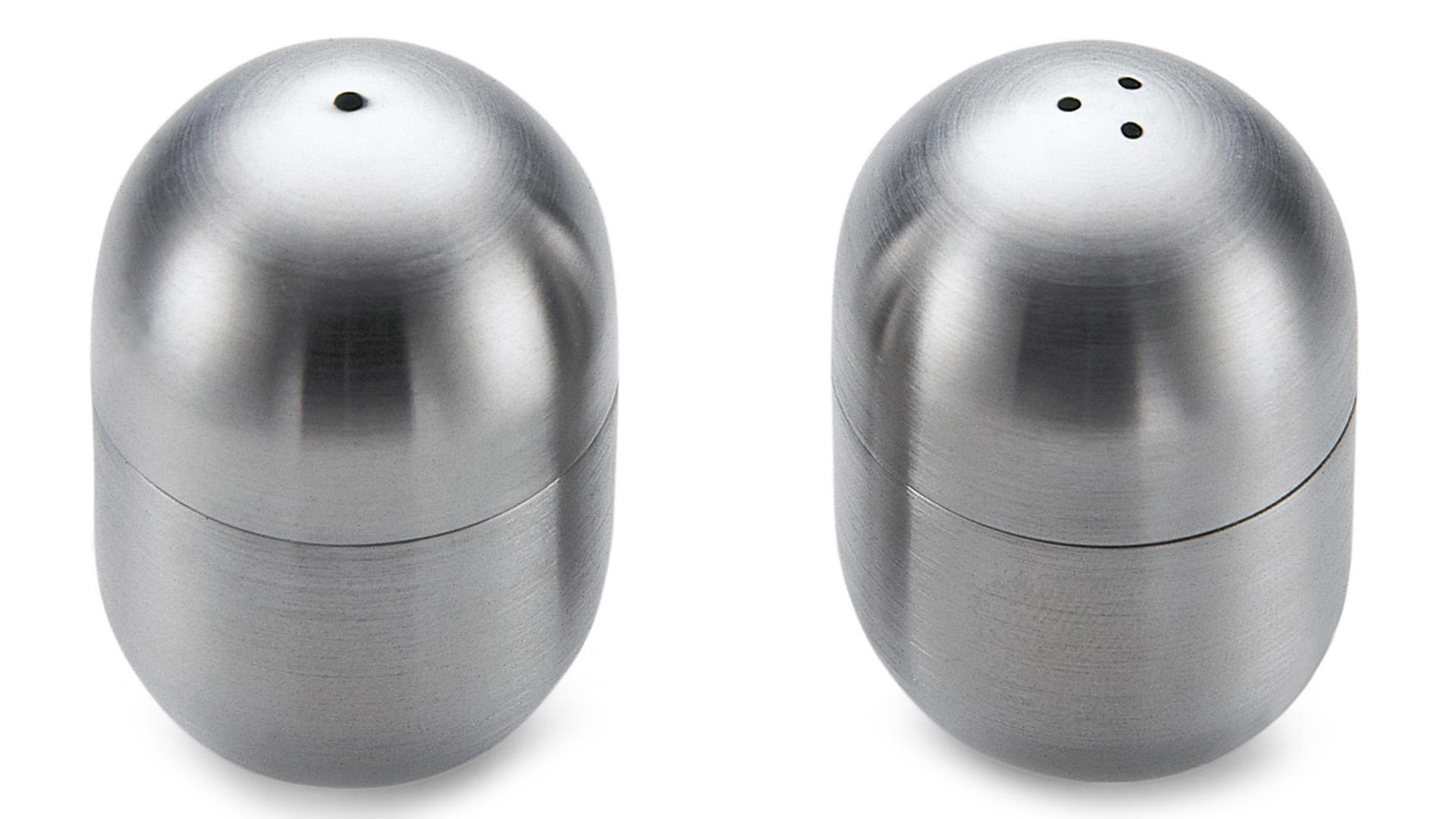 Philippi designové slánky a pepřenky Humpty Dumpty (set 2 kusů)