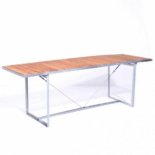 Jan Kurtz designové zahradní stoly Jever Table