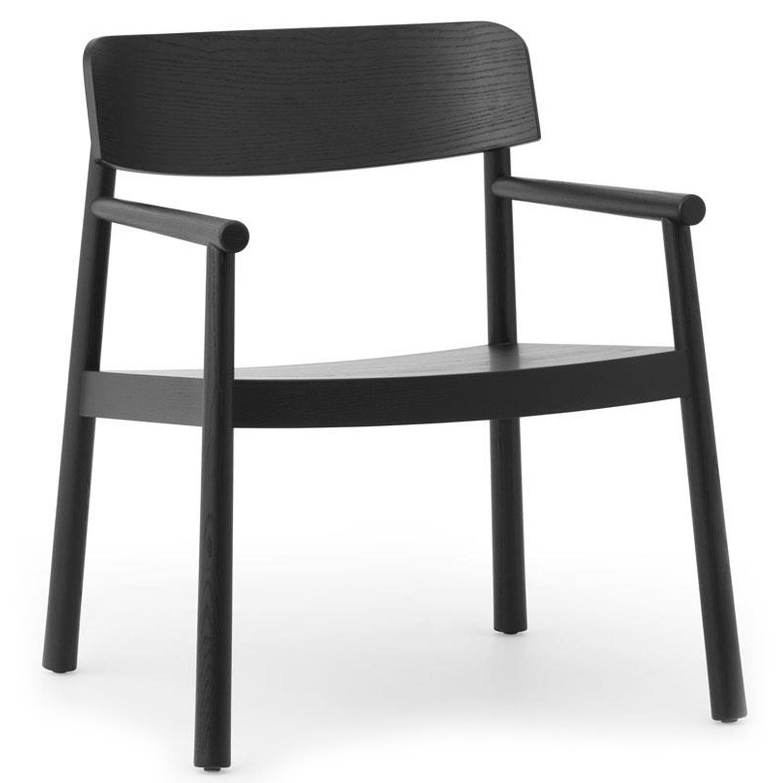 Normann Copenhagen designové židle Timb Lounge Armchair
