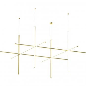 Designová závěsná svítidla Coordinates S4