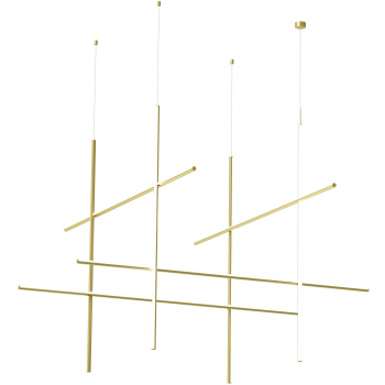 Designová závěsná svítidla Coordinates Module S