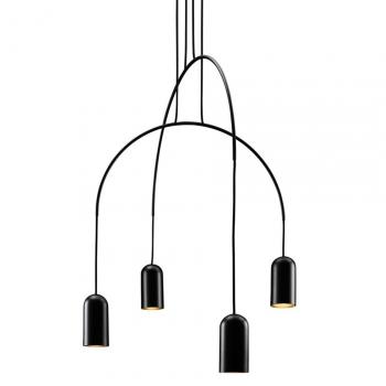 Designová závěsná svítidla Bow