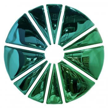 Designová zrcadla Nucleus Gradient