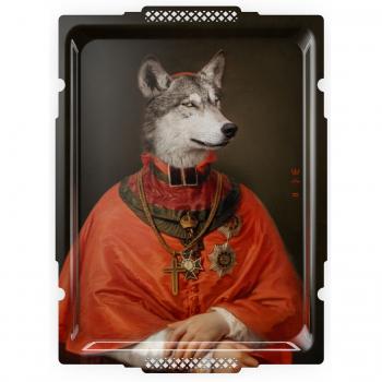 Designové moderní obrazy IBRIDE Le loup