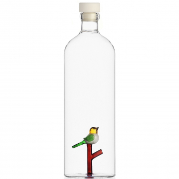 Designové karafy Animal Farm Bottle with Bird
